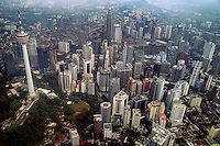 Menara KL (KL Tower) & City of KL
