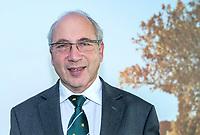 UTRECHT -  Bestuurslid Alfred Levi (NGF),   Algemene Ledenvergadering van de Nederlandse Golf Federatie NGF.   COPYRIGHT KOEN SUYK