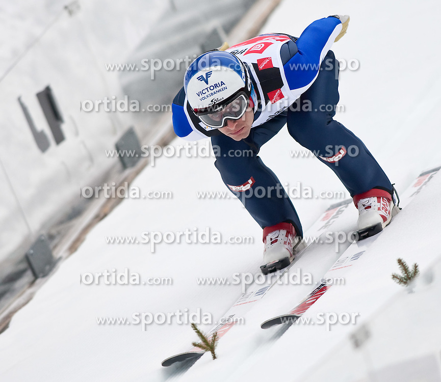 18.03.2010, Triglav, Planica, SLO, FIS SKI Flying World Championships 2010, Training, im Bild LOITZL Wolfgang ( AUT, #65 ), EXPA Pictures © 2010, PhotoCredit: EXPA/ J. Groder / SPORTIDA PHOTO AGENCY