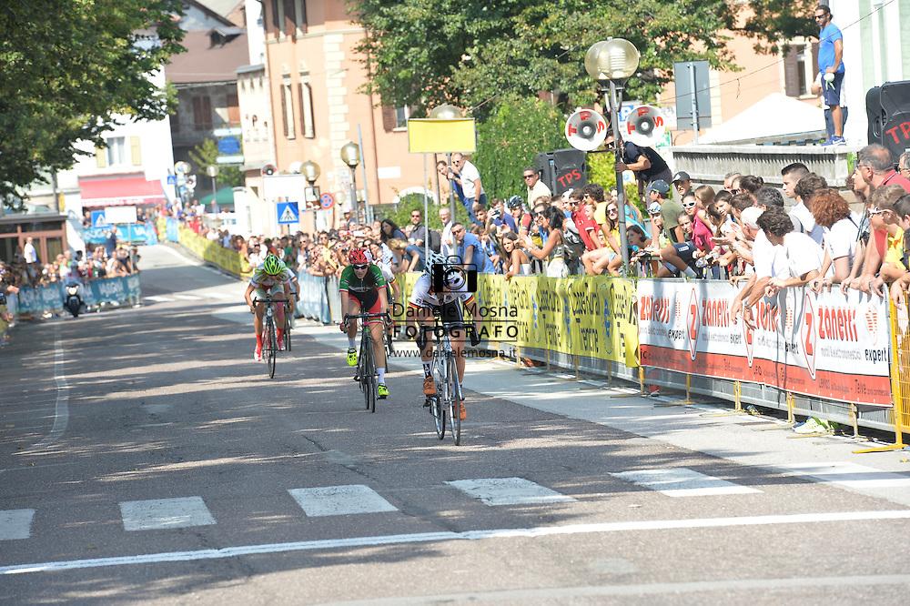 Ciclismo giovanile, 17A Coppa Rosa, Borgo Valsugana 10 settembre 2016<br />  © foto Daniele Mosna