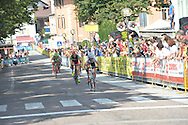 Ciclismo giovanile, 17A Coppa Rosa, Borgo Valsugana 10 settembre 2016<br />  &copy; foto Daniele Mosna