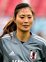 International Women's Friendly Matchs 2019 / <br /> SheBelieves Cup Tournament 2019 - <br /> Japan vs England 0-3 ( Raymond James Stadium - Tampa-FL,Usa ) - <br /> Rumi Utsugi of Japan