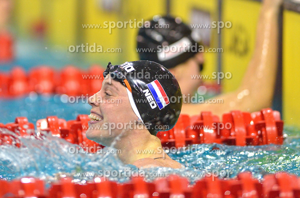 04-04-2015 NED: Swim Cup, Eindhoven<br /> Photo by Ronald Hoogendoorn / Sportida