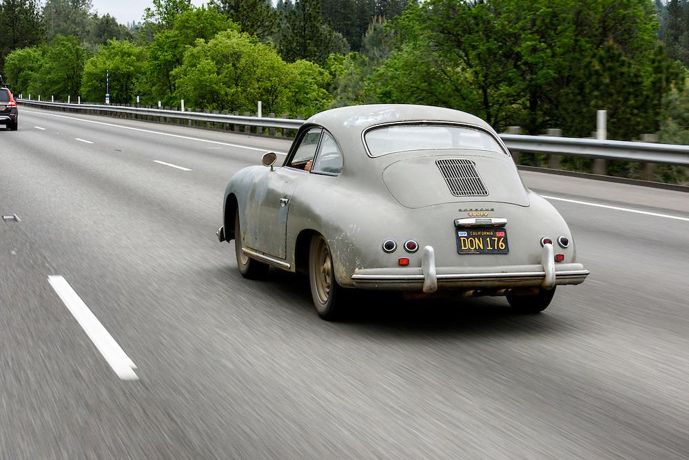 Matt Hummul, 1956 Porsche 356 | Christophorus The Porsche Magazine