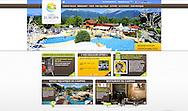 Illustration du site web du Camping Europa à Annecy.