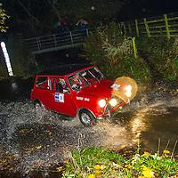Car 38 Colin Forster Henry Carr Austin Mini Cooper S