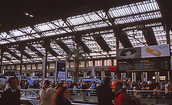 France, Paris, railway station (Gare de Lyon)