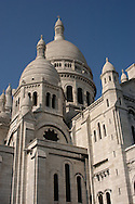 A view of the Basilique du Sacre-Coeur in Paris, France. (Photo by Phelan M. Ebenhack)