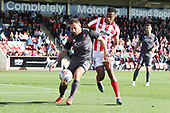 Cheltenham Town v Lincoln City 290918