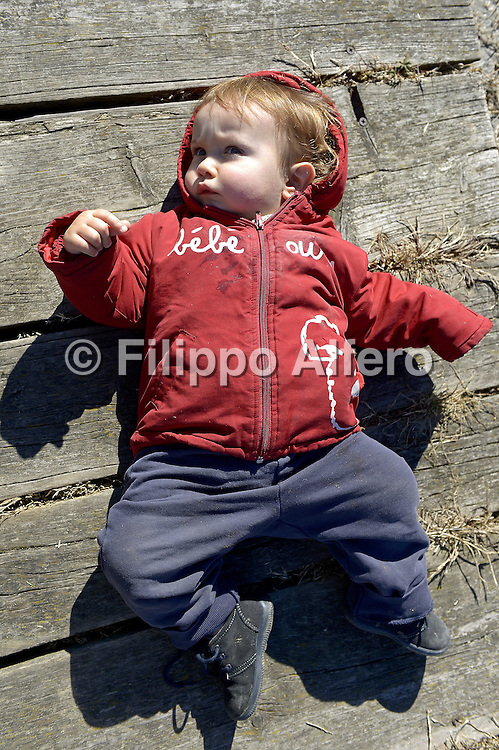 &copy; Filippo Alfero<br /> Asilo Nido Melarido in gita<br /> Bibiana (TO), 26/02/2015