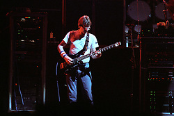 """Phil Lesh performing with The Grateful Dead Live at The Hampton Coliseum on 9 October 1989. One of the Eleven images included in the CD boxed set release, """"Formerly The Warlocks"""". Can be purchased individually or as part of a special limited set of all 11 in the package printed by the photographer. Choose in Cart."""