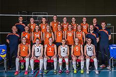20160223 NED: Selectie volleybalteam Jong Oranje vrouwen, Arnhem