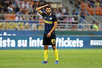 Milano - 28.08.16  -  Serie A  2016/17 - 2a giornata   -  Inter-Palermo   - nella foto:  Antonio Candreva - Inter