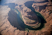 The Grand Canyon, Arizona.Horseshoe Bend, Colorado River, Page, Arizona.