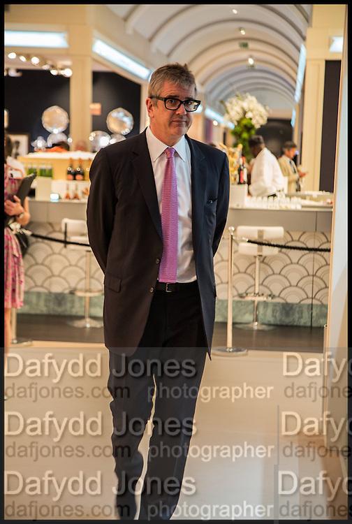 JAY JOPLING, Masterpiece London 2014 Preview. The Royal Hospital, Chelsea. London. 25 June 2014.