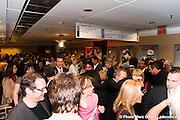 Gala de remise des prix du concours Prix Média 2009 organisés par Infopresse -  Centre Mont-Royal / Montreal / Canada / 2009-05-07, © Photo Marc Gibert / adecom.ca