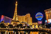The Paris Hotel @ Night