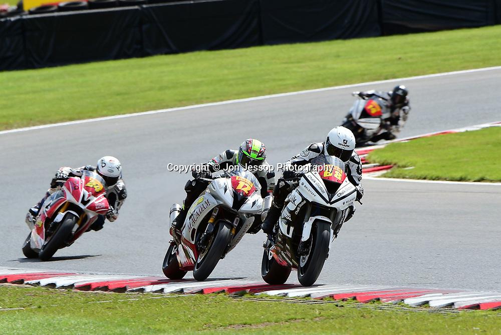 #68 Tom Neave Lincoln Chalk Racing/Neave Twins Kawasaki Pirelli National superstock 600 Championship