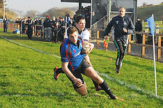 Westport V Castlebar Connacht Junior Cup January 2012