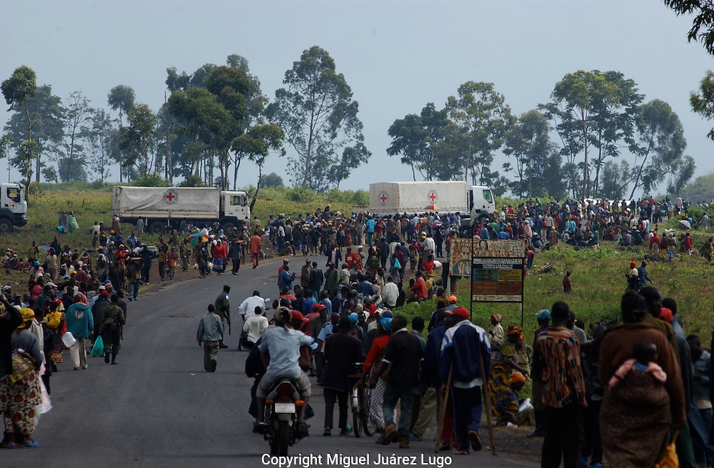 Goma, Congo.<br />