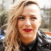 NLD/Amsterdam/20160409 - Eurovision in Concert 2016, Poli Genova uit Bulgarije / Bulgaria