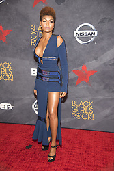 August 6, 2017 - New Jersey, U.S - TARAJI P HENSON, at the Black Girls Rock 2017 red carpet. Black Girls Rock 2017 was held at the New Jersey Performing Arts Center in Newark New Jersey. (Credit Image: © Ricky Fitchett via ZUMA Wire)