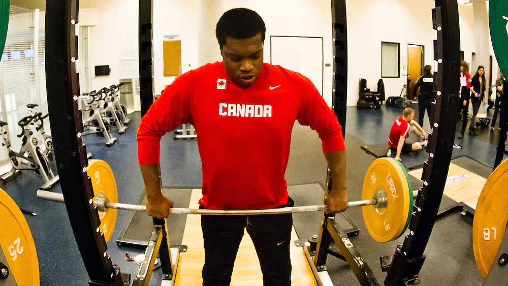 Toronto up-and-comer Jason Roberts had a breakthrough season in 2015. Roberts, who overcame childhood abuse detailed in a story for CBCSports.ca, captured Parapan American gold in the shot put. Roberts proved his performance this past summer was no fluke as he then won bronze in the discus at the IPC world athletic championships a few weeks later.
