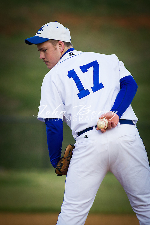 March/30/12:  MCHS Varsity Baseball vs George Mason Mustangs.  Madison holds on to defeat Mason 11-9.