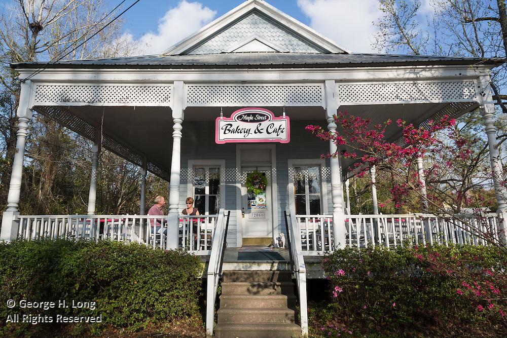 Maple Street Bakery & Cafe in Abita Springs, Louisiana