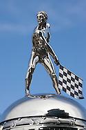 09 May 2009: at the Indianapolis 500 Pole Day May 9, 2009.