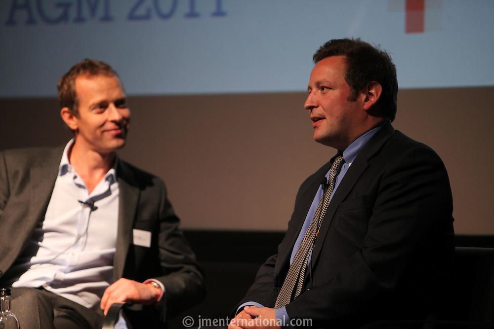 BPI AGM 2011 at the Mayfair Hotel London.Wednesday, July.6, 2011 (John Marshall JME)