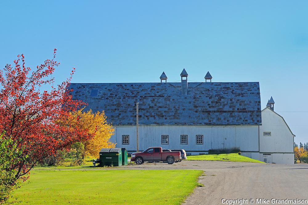 Agriculture Canada Research Station.<br /> Indian Head<br /> Saskatchewan<br /> Canada