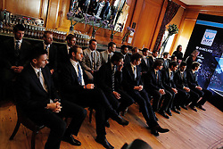 19.11.2010, Marriott County hall, London, ENG, ATP World Tour, Finals, im Bild All best eigth Atp finals player 2010. EXPA Pictures © 2010, PhotoCredit: EXPA/ InsideFoto/ Hasan Bratic +++++ ATTENTION - FOR AUSTRIA/AUT, SLOVENIA/SLO, SERBIA/SRB an CROATIA/CRO CLIENT ONLY +++++