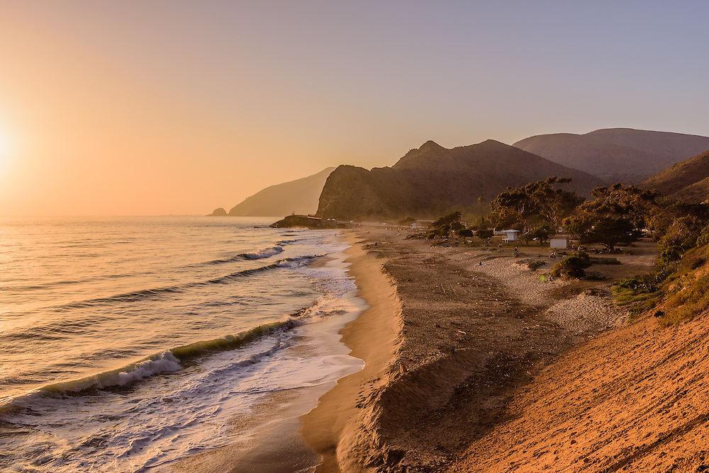 Point Mugu State Park, Malibu, California