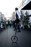 RICHARD GARAGHTY, Belgravia Christmas Sunday. Elizabeth Street, Motcomb Street and Pimlico Rd. various Christmas activities. Father Christmas will also visited each street on his sleigh pulled by his reindeer. London. 6 December 2009<br />  <br />  *** Local Caption *** -DO NOT ARCHIVE-&copy; Copyright Photograph by Dafydd Jones. 248 Clapham Rd. London SW9 0PZ. Tel 0207 820 0771. www.dafjones.com.<br /> RICHARD GARAGHTY, Belgravia Christmas Sunday. Elizabeth Street, Motcomb Street and Pimlico Rd. various Christmas activities. Father Christmas will also visited each street on his sleigh pulled by his reindeer. London. 6 December 2009