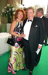 SIR WILLIAM & LADY MCALPINE at the NSPCC's Dream Auction held at The Royal Albert Hall, London on 9th May 2006.<br /><br />NON EXCLUSIVE - WORLD RIGHTS