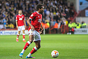 Bristol City's Korey Smith during the Sky Bet Championship match between Bristol City and Leeds United at Ashton Gate, Bristol, England on 19 August 2015. Photo by Shane Healey.