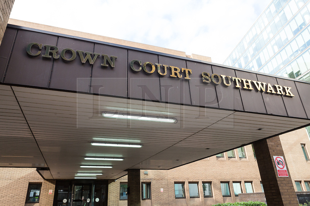 © Licensed to London News Pictures. 26/05/2015. London, UK. A general view of Southwark Crown Court in London. Photo credit : Vickie Flores/LNP