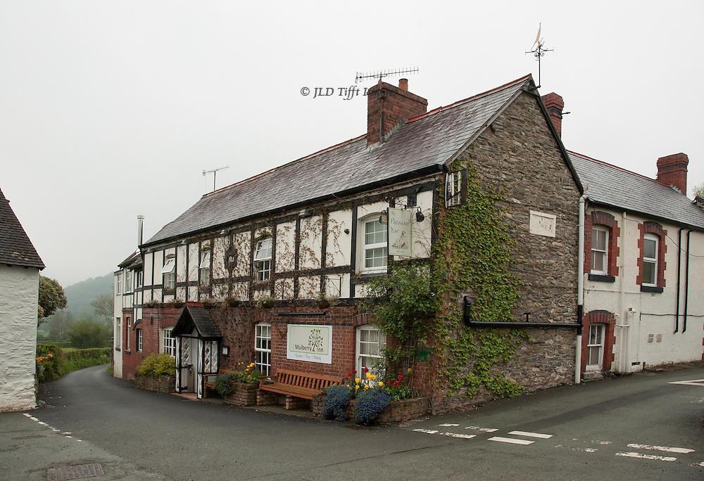 Mulberry Inn, Llwynmawr, Llangollen, Wales