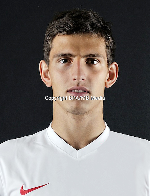 Uefa - World Cup Fifa Russia 2018 Qualifier / <br /> Slovakia National Team - Preview Set - <br /> Jakub Holubek