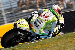 01.05.2010, Motomondiale, Jerez de la Frontera, ESP, MotoGP, Race, im Bild Aleix Espargar-- - Pramac Ducati team. EXPA Pictures © 2010, PhotoCredit: EXPA/ InsideFoto / SPORTIDA PHOTO AGENCY