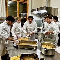 Quattro Chef per la Caritas di Roma 2012