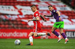 Muhamed Besic of Middlesbrough - Mandatory by-line: Matt McNulty/JMP - 14/04/2018 - FOOTBALL - Riverside Stadium - Middlesbrough, England - Middlesbrough v Bristol City - Sky Bet Championship