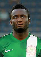 Fifa Men´s Tournament - Olympic Games Rio 2016 - <br /> Nigeria National Team - <br /> John Obi Mikel