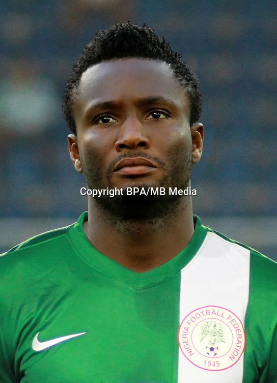 Fifa Men&acute;s Tournament - Olympic Games Rio 2016 - <br /> Nigeria National Team - <br /> John Obi Mikel