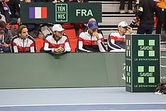 Davis Cup - France v Netherlands - 02 February 2018