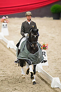 Patrick van der Meer - Sir Fashion <br /> It's All Dressage 2016<br /> © DigiShots