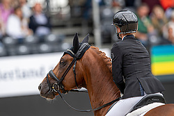Moller Eva, GER, So Unique<br /> World Championship Young Dressage Horses - Ermelo 2019<br /> © Hippo Foto - Dirk Caremans<br /> Moller Eva, GER, So Unique
