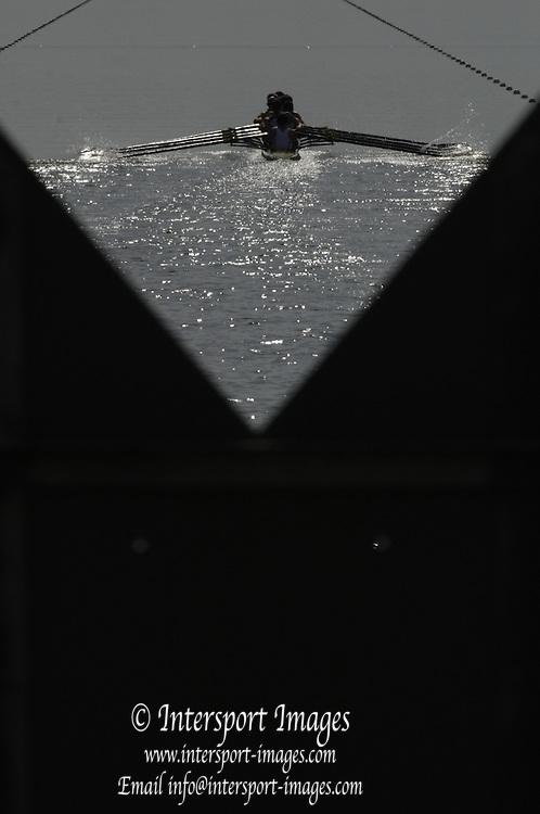 Eton, GREAT BRITAIN,  2006 World Rowing Championships, 22/08/2006.  Photo  Peter Spurrier, © Intersport Images,  Tel +44 [0] 7973 819 551,  email images@intersport-images.com. , Rowing Courses, Dorney Lake, Eton. ENGLAND