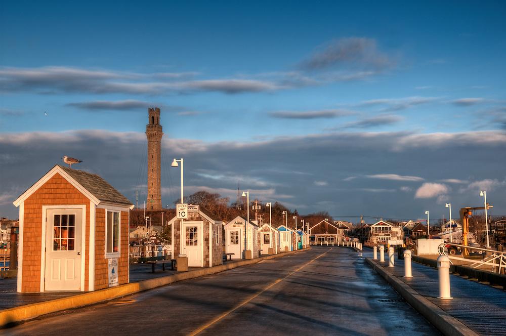 MacMillan Pier, Provincetown, Mass.